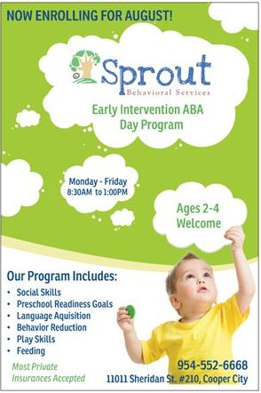 sprout autism therapy - sprout behavioral services, aba therapy ...
